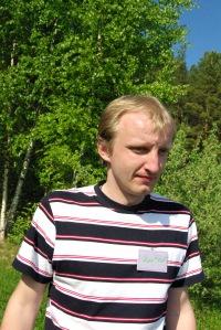 Дмитрий Никифоров, 13 мая 1992, Москва, id141150365