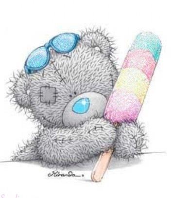 мишка тедди рисунок: