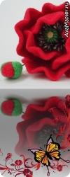 ۞۞۞ Цветы ۞۞۞ МК по изготовлению цветов۞۞۞