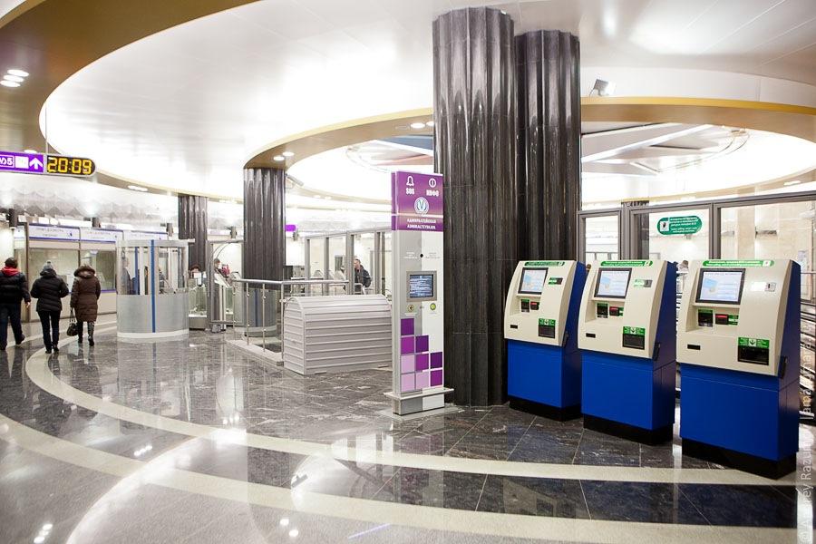 Адмиралтейская метро