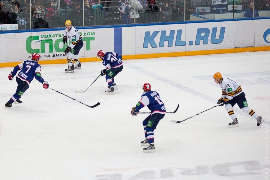 Хоккей КХЛ СКА