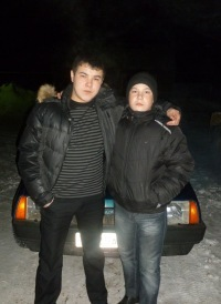 Андрей Акимов, 13 марта , Казань, id164888658