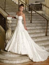 Заказ свадебного и вечернего платья