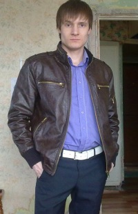 Роман Андров, 2 октября , Пермь, id161213848