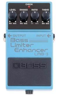 BOSS LMB-3 (Bass Limiter Enhancer).  Описание: Обеспечивает ровное и гладкое звучание бас-гитары, осуществляя...