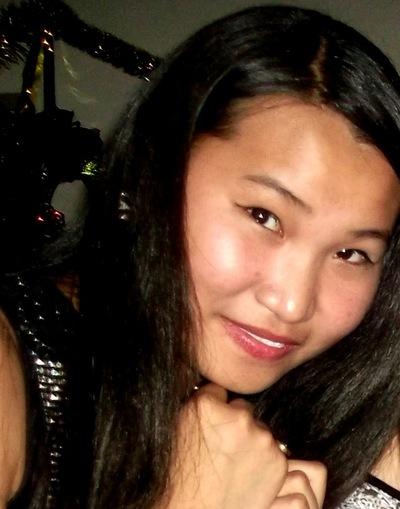 Алина Бадмаева, 11 ноября 1996, Улан-Удэ, id179837212