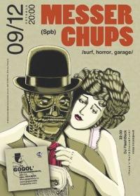 09.12 Messer Chups - Gogol' Club