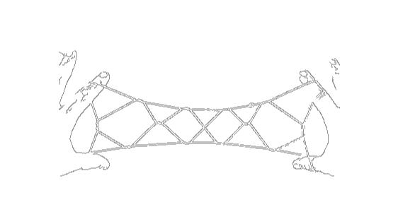 Верёвки на пальцах | Фигуры