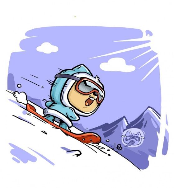 Прикольные картинки для сноуборда, завтра прикольные картинки