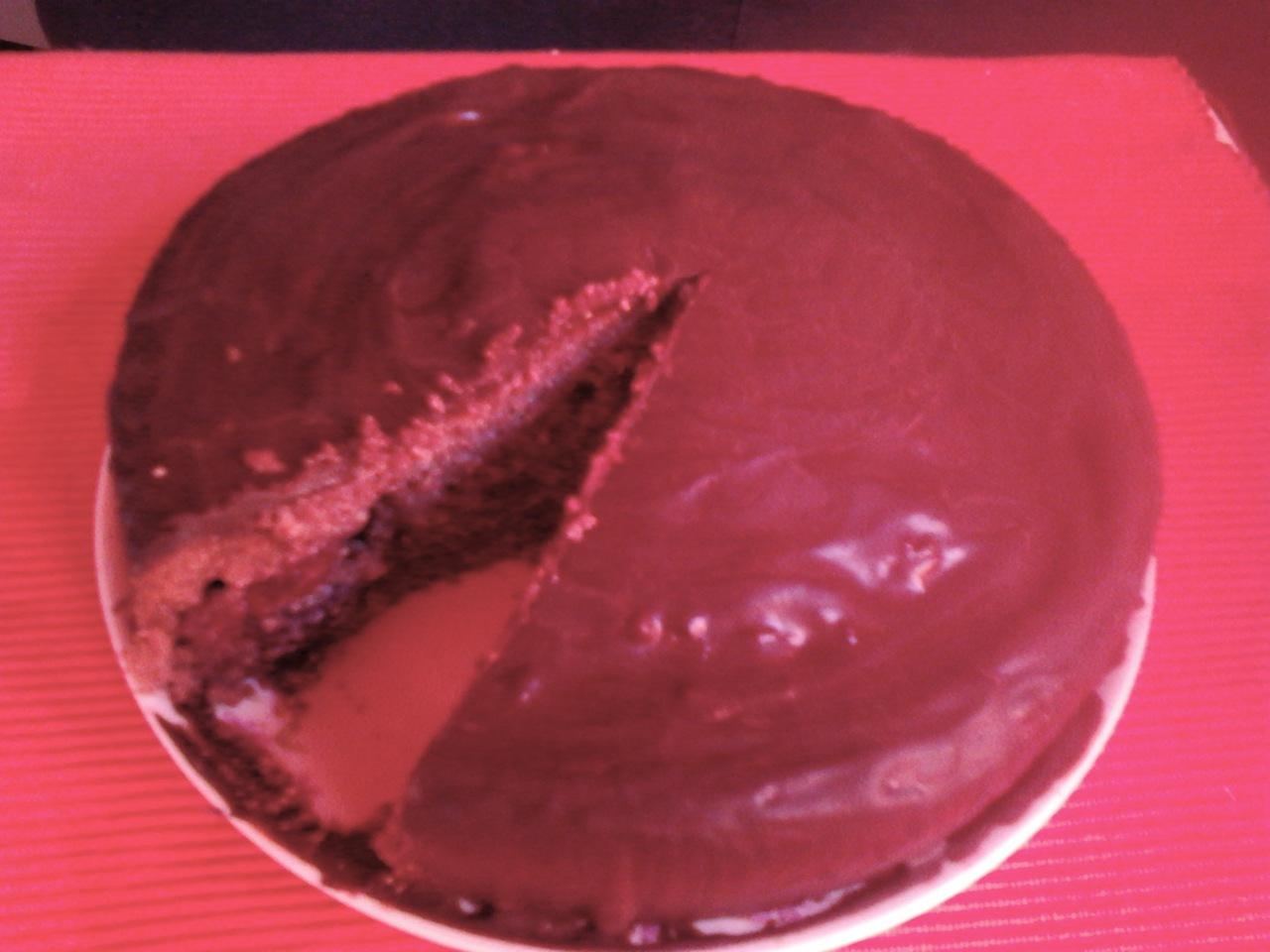 Торт Пьяная вишня (духовка, мультиварка)