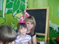 Марина Ласточкина, 1 июля , Славянск, id109254004