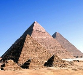 Гроза в египте бывает всего один раз в