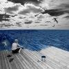 Пойми, на небесах только и говорят, что о море
