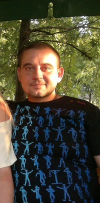 Сергей Мороз, 29 ноября 1972, Горловка, id145521656