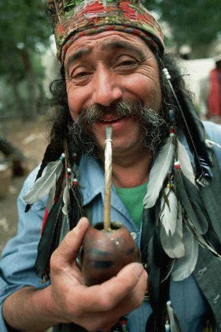 Мате считается одним из самых древних напитков на земле.