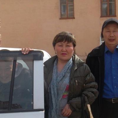 Римма Гармаева, Улан-Удэ, id121973777