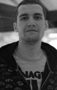 Макс Мирошниченко, 12 июля , Москва, id198884