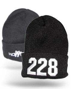 """Шапка  """"НоГГано 228 """" Вязаные: раста-шапки, шапки вышивкой."""