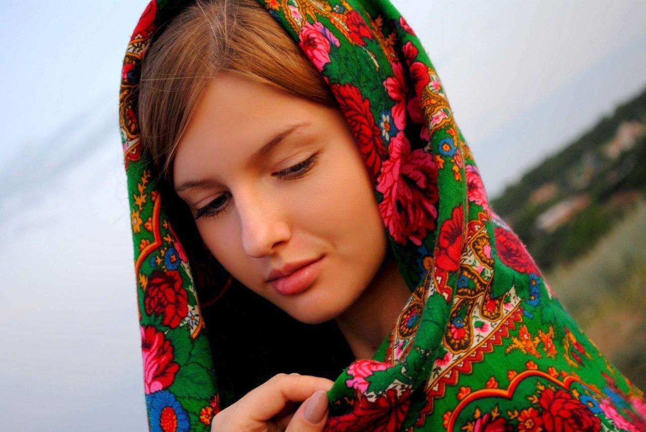 Самые красивые русские девушки в фотографиях 4 фотография