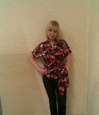 Оксана Рыкова, 26 июня , Москва, id115841148