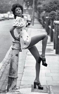 Ретро мода одежда 60-90 гг