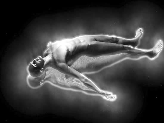 Смерть как смена мерности человека