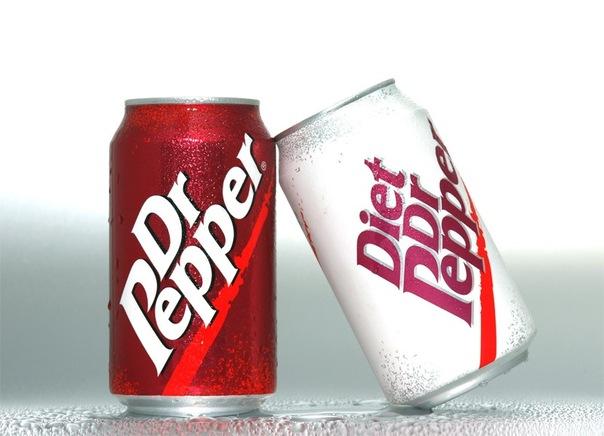 Скидка 54% на ящик газировки Dr.Pepper.  Легендарный вкус 90-х!