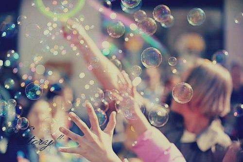 Завтра Первомайский бульвар превратится в царство мыльных пузырей.