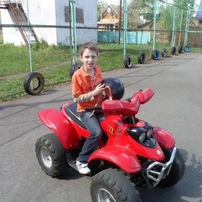Данил Мусин, 7 октября , Уфа, id173018472