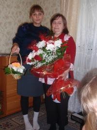 Вера Килина, 29 апреля , Новосибирск, id141893534