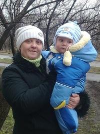 Юлия Труфанова, Луганск
