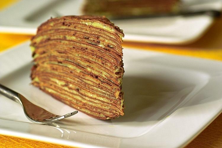 Рецепт торта на день святого валентина со сгущенкой.