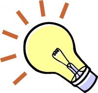 Электрическое освещение стало возможным после того, как в 1879 году Томас Едисон изобрел лампочку накаливания.