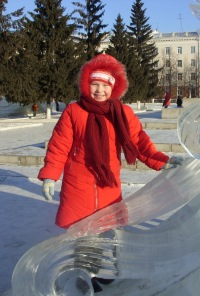 Алина Дегтярева, 12 октября 1999, Курган, id121631326