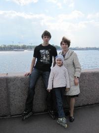 Юлия Яковлева, Санкт-Петербург, id105223701