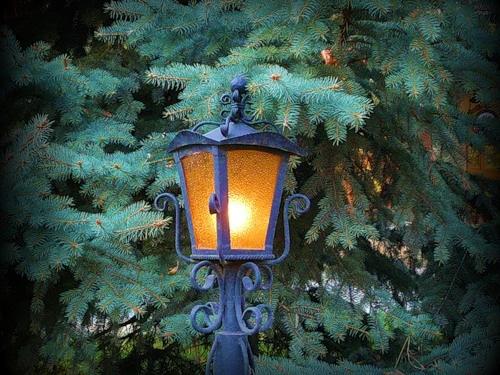 Фото и рисунки фонарей