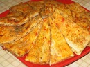 Вкусные заметки: Рулет из лаваша с крабами и сыром.
