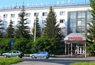 Гостиница Днепровские Зори в Кременчуге