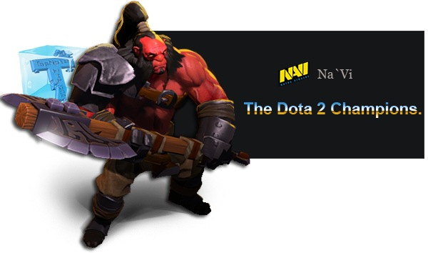 The Dota 2 Championship, The International, has concluded.