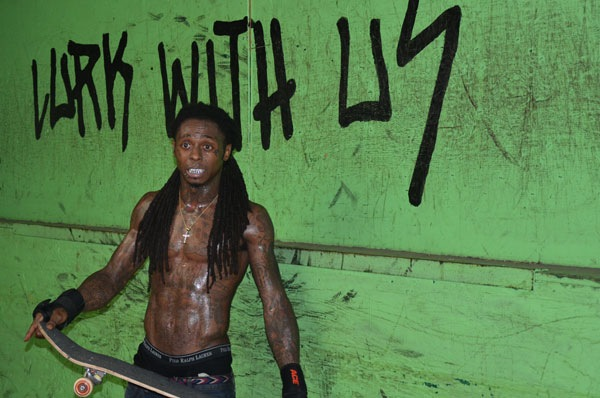 Lil Wayne Injured In Skateboarding Accident