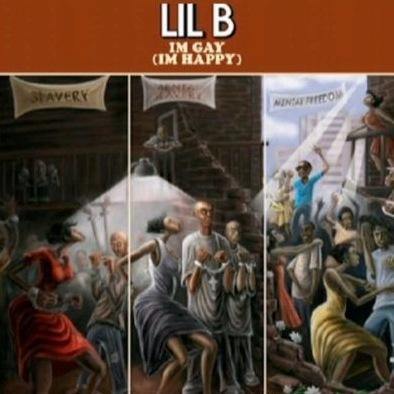 Lil B ответил на выпады Game в свой адрес