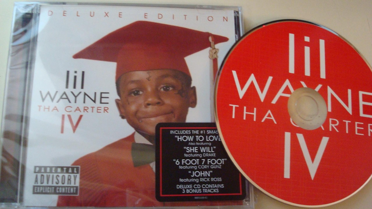 Lil Wayne - Tha Carter IV (Deluxe Edition) - 2011