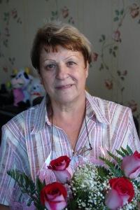 Татьяна Ганич, 18 июля 1941, Магнитогорск, id163809165