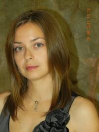 Анна Салихова, 16 октября , Москва, id1808570