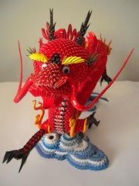 Оригами - Модульное оригами.