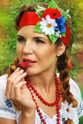 Україночки — ILoveUkraine. Обсуждение на LiveInternet - Российский ...