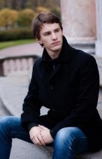 Глеб Сухоруков, 23 декабря 1990, Санкт-Петербург, id198840
