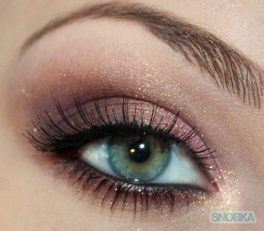 Как наносить макияж в картинках