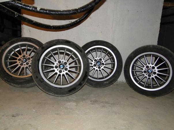 BMW E38 Club - ПРОДАЮ R18 , 32 стиль разноширокие