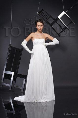 Свадебное платье Anabel - цена 11840 рублей, Ампир (греческое), цвет...